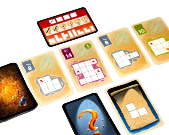 NSV igra s kartami Silver & Gold