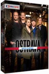 Místo zločinu Ostrava - 4DVD