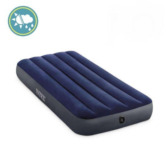 Intex napihljiva postelja Jr. Twin Dura-Beam Series Classic Downy