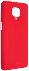 FIXED Zadný pogumovaný kryt Story pre Xiaomi Redmi Note 9 Pro, červený FIXST-531-RD