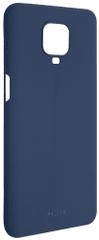FIXED Zadný pogumovaný kryt Story pre Xiaomi Redmi Note 9 Pro, modrý FIXST-531-BL