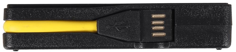 PATONA Nabíječka Foto Dual Canon LP-E6 s LCD, USB PT141583