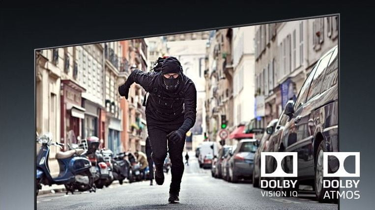 LG OLED TV Dolby Vision IQ Dolby Atmos