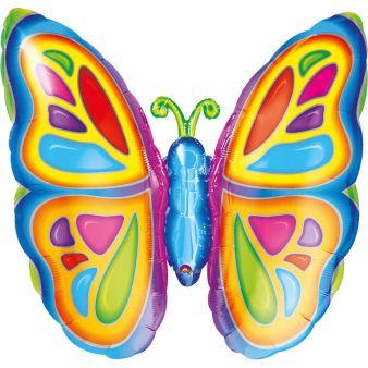 Amscan Fóliový balónek motýl