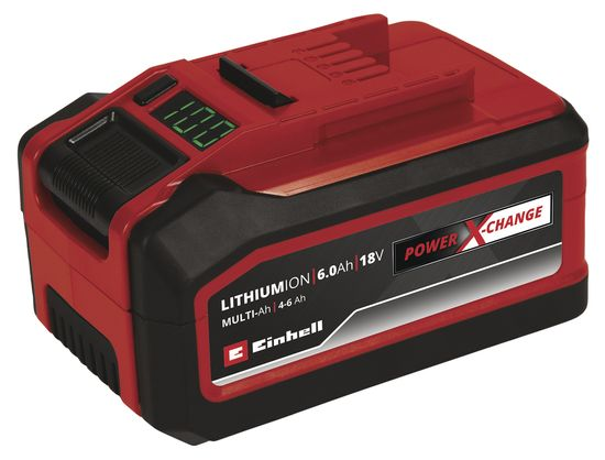 Einhell Baterie 18V 4-6 Ah Multi-Ah PXC Plus (4511502)