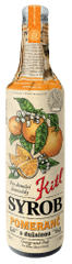 Kitl Syrob Pomaranč s dužninou 500 ml sirup