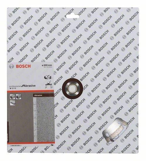 Bosch Diamantový dělicí kotouč Standard for Abrasive 2608602620