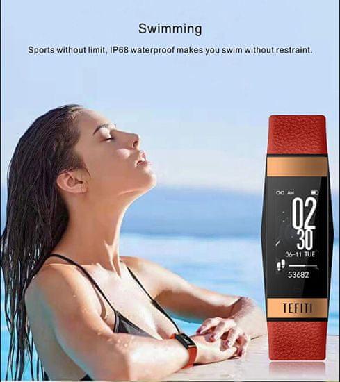 Wotchi Smart Bracelet W24P