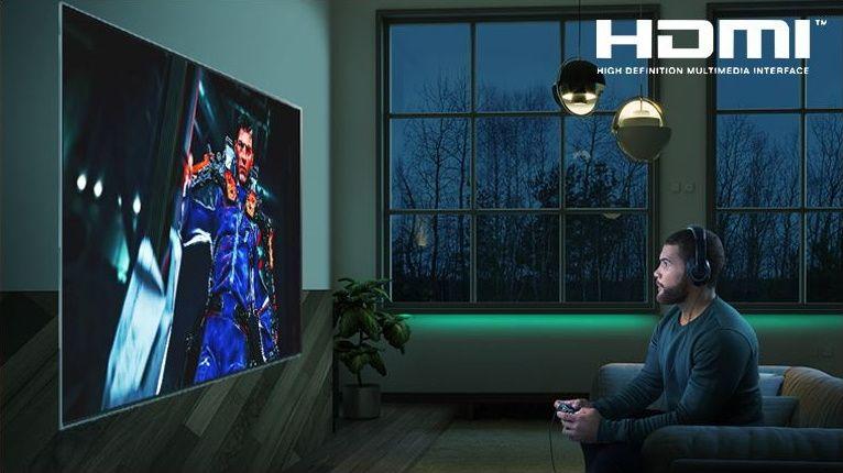 8K LG HDMI 2.1 eARC gaming
