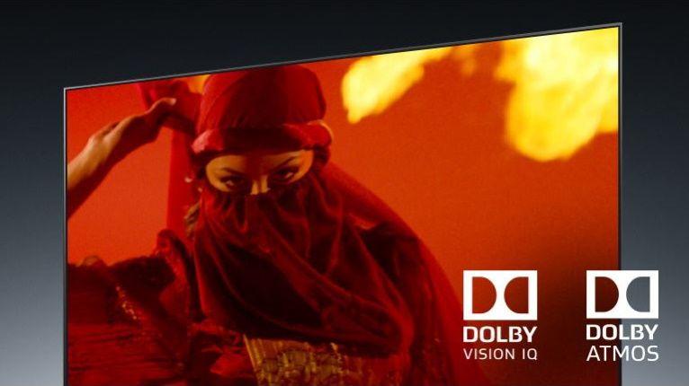 LG TV Dolby Vision IQ Dolby Atmos