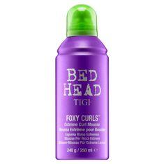 Tigi Bed Head Foxy Curls Extreme Curl pena za oblikovanje las ,250 ml