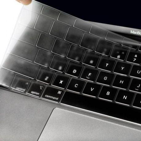 Coteetci ochrana pro klávesnici pro MacBook Air 13″ / Pro 13″ (US typ) (2010 - 2015) MB1013