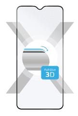 FIXED Ochranné tvrzené sklo 3D Full-Cover pro Xiaomi Redmi Note 8 Pro, s lepením přes celý displej, černé FIXG3D-463-BK