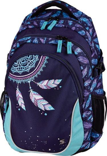 Stil plecak szkolny Indian life