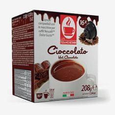 Tiziano Bonini kapsułki Chocolate do ekspresu do kawy Dolce Gusto 16 szt.