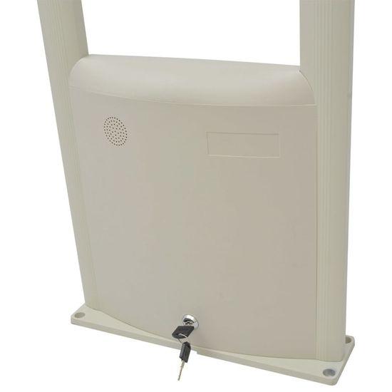 shumee System antenowy RF ze znacznikami hard tag i rozpinaczem 8,2MHz