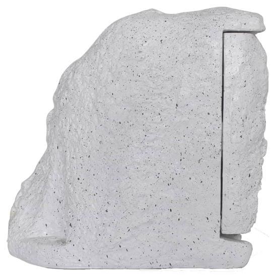 shumee Umeten kamen z vtičnico in časovnikom za vrt