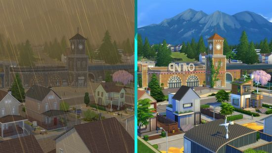 EA Games The Sims 4: Eco Lifestyle EP9 expansion (PC)