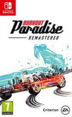 EA Games Burnout Paradise: Remastered igra (Switch)