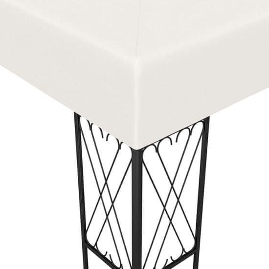 shumee Altana, 3 x 3 m, kremowa, tkanina