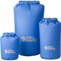 Fjällräven Waterproof Packbag 10 L, modra
