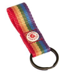 Fjällräven Kånken Rainbow Keyring, viacfarebná