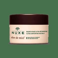Nuxe Reve de Miel Soothing Balm balzam za obraz (Ultra Comforting Face Balm) 50 ml