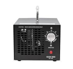 Ozónovégenerátory.cz BLACK 3000 - Profesionální ozónový generátor