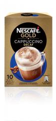 NESCAFÉ Cappuccino Decaf instant kava, 6 x 125 g