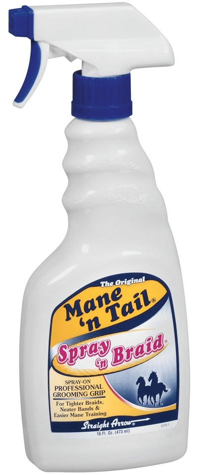 ManenTail Spray 'n Braid 473 ml