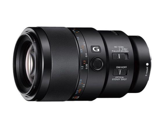SONY obiektyw 90 mm f/2,8 FE G OSS Macro (SEL90M28G)