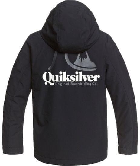Quiksilver chlapecká bunda In The Hood Yth B Snjt Kvj0