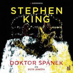 King Stephen: Doktor Spánek (2x CD) - MP3-CD