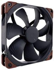 Noctua NF-A14 industrialPPC-24V-3000 Q100 IP67 PWM ventilator, 140 mm