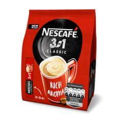 NESCAFÉ 3v1 Classic instant kava, v vrečkah, 10 x 16,5 g