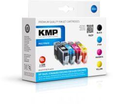 KMP HP 364XL multipack (HP 364 XL multipack) sada inkoustů pro tiskárny HP