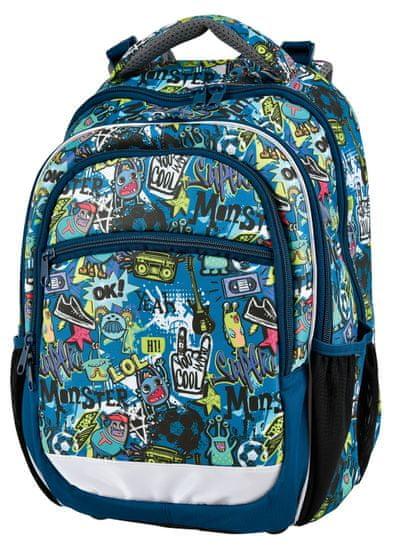 Stil plecak szkolny Comics