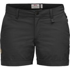 Fjällräven Abisko Stretch Shorts W, fekete, 42