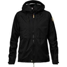 Fjällräven Keb Eco-Shell Jacket W, črna, xs