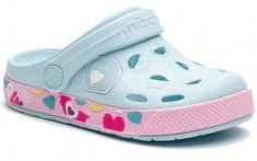 Coqui dívčí sandály Froggy 26.5 světle modrá
