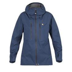 Fjällräven Bergtagen Eco-Shell Jacket W, modra, xs