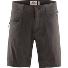 Fjällräven High Coast Lite Shorts M, sötét szürke, 54