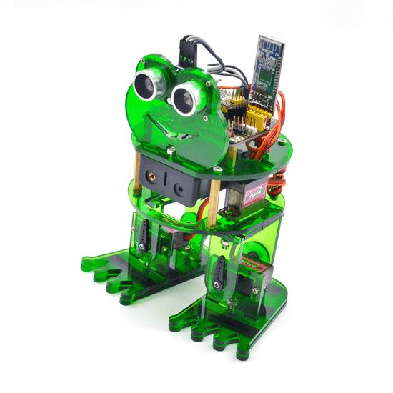 Keyestudio Arduino robotická žába