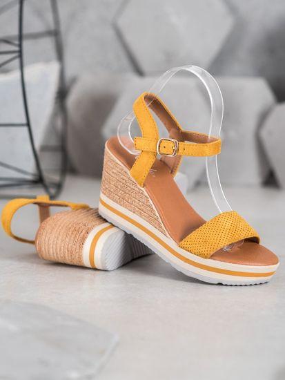 Dámske sandále 65430 + Nadkolienky Gatta Calzino Strech
