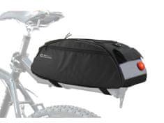 Compass Bike Cyklotaška na zadný nosič + zadné LED svetlo