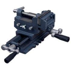 shumee Ročni prečni primež za vrtalni stroj 70 mm
