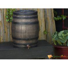 Petromila Nature Sud na vodu s dreveným vzhľadom 50 l 38x49,5 cm hnedý
