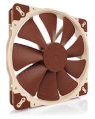 Noctua NF-A20 FLX ventilator, 200 mm