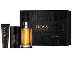 Hugo Boss The Scent toaletna voda, 100 ml + deodorant, 75 ml + gel za prhanje, 50 ml
