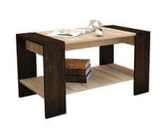 FORLIVING Konferenční stolek Smart, canterburry/dub sonoma
